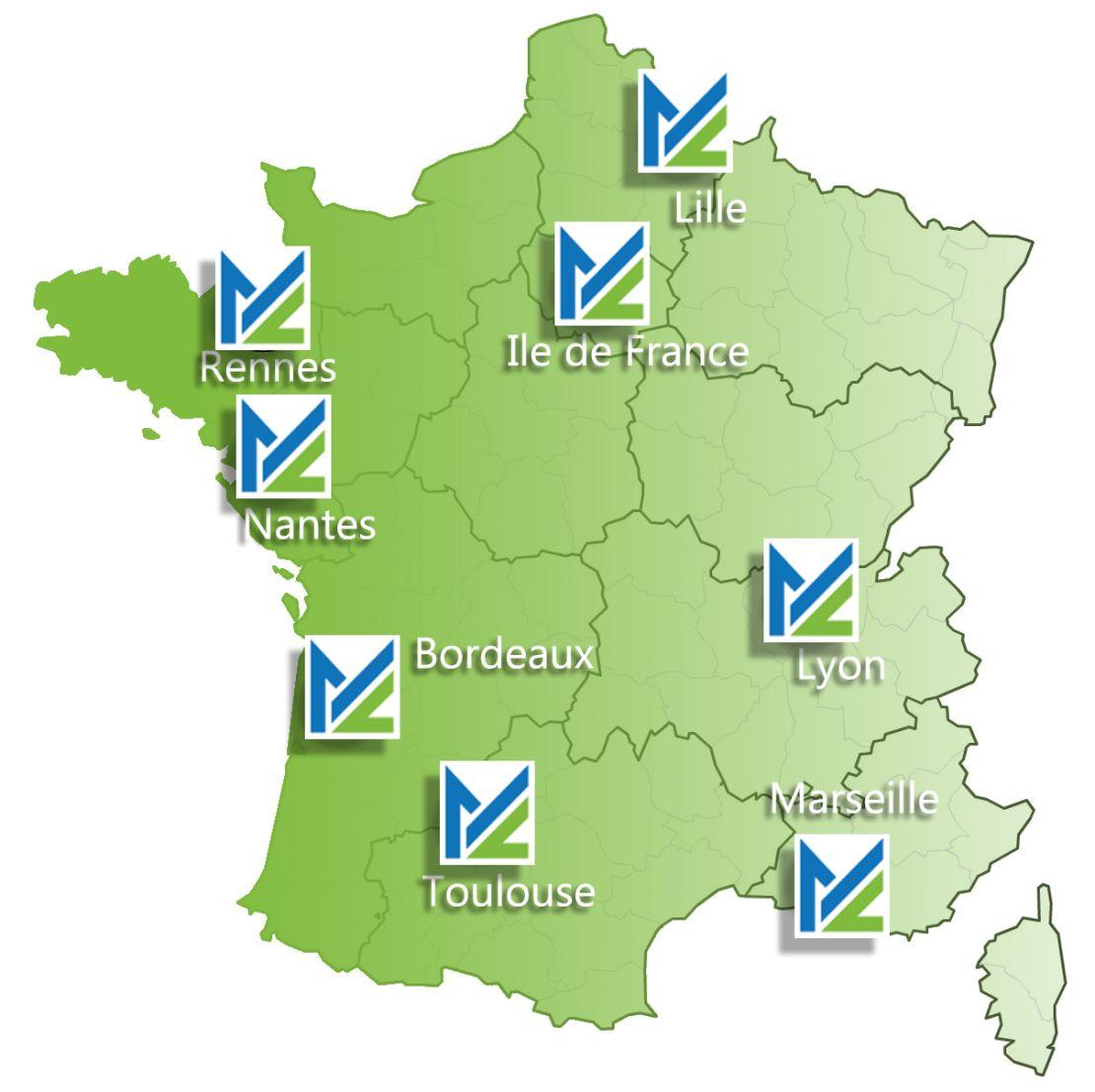 Location Services de location de nacelle élévatrices sur toute la France