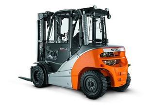 Location Chariot élévateur diesel / Chariot élévateur diesel Still RX 70 de 4 à 5 tonnes