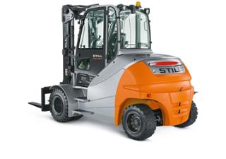 Location Chariot élévateur électrique / Chariot élévateur électrique Still RX 60 6 à 8 tonnes
