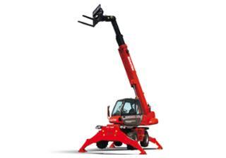 Location Chariot télescopique rotatif / Chariot télescopique diesel Manitou MRT 1440 Easy