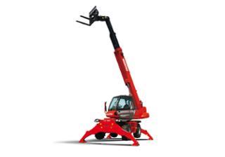 Location Chariot télescopique rotatif / Chariot télescopique diesel Manitou MRT 1640 Easy