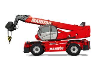 Location Chariot télescopique rotatif / Chariot télescopique diesel Manitou MRT 3255 Privilege Plus