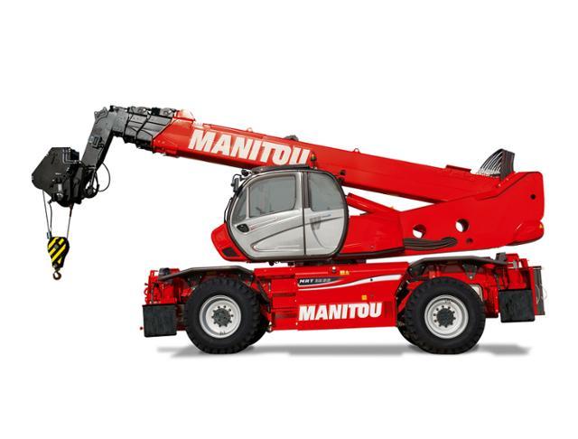 Chariot télescopique diesel Manitou MRT 3255 Privilege Plus