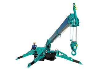 Mini grue araignée Maeda MC - 305.2