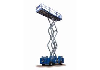 Location Nacelle élévatrice ciseaux diesel / Nacelles ciseaux diesel Genie GS-3384RT 11m
