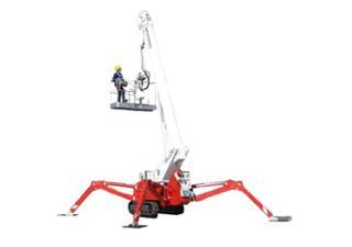 Location Nacelles araignées / Nacelle araignée Palazzani TSJ 25